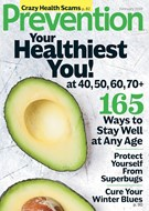 Prevention Magazine 2/1/2018