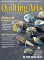 Quilting Arts Magazine | 2/2018 Cover