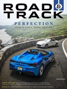 Road and Track Magazine 8/1/2016