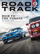 Road and Track Magazine 7/1/2016