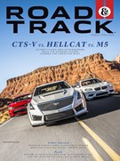 Road and Track Magazine 3/1/2016