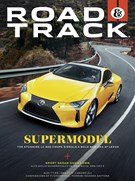 Road and Track Magazine 3/1/2017