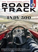 Road and Track Magazine 5/1/2016