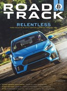 Road and Track Magazine 11/1/2016