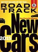 Road and Track Magazine 9/1/2014