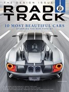 Road and Track Magazine 9/1/2015