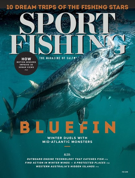Sport Fishing Cover - 2/1/2018