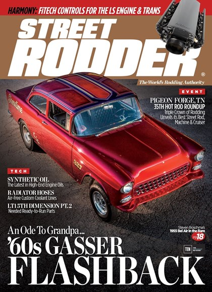Street Rodder Cover - 3/1/2018