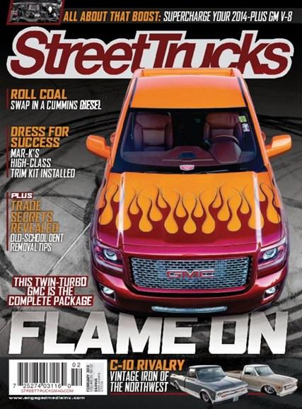 Street Trucks Cover - 2/1/2018