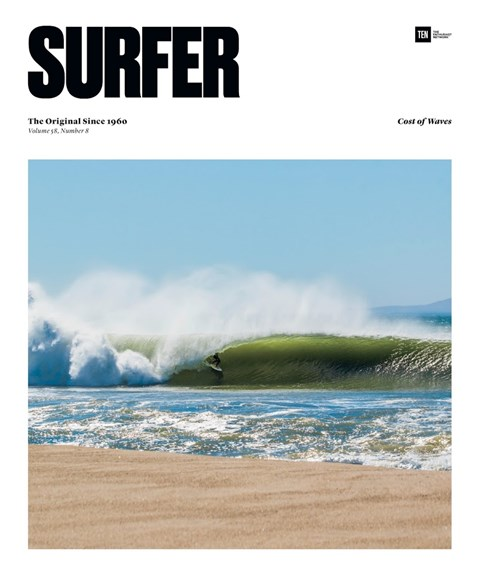 Surfer Cover - 2/1/2018