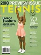 Tennis Magazine 1/1/2018