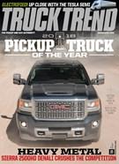 Truck Trend Magazine 3/1/2018