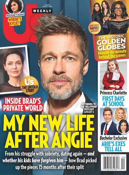 Us Weekly Cover - 1/22/2018