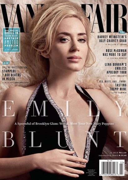 Vanity Fair Cover - 2/1/2018