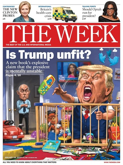 The Week Cover - 1/19/2018