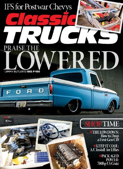 Classic Trucks Cover - 4/1/2018