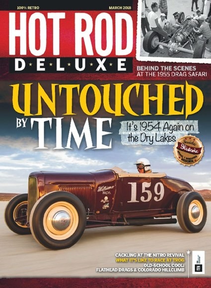 Hot Rod Deluxe Cover - 3/1/2018