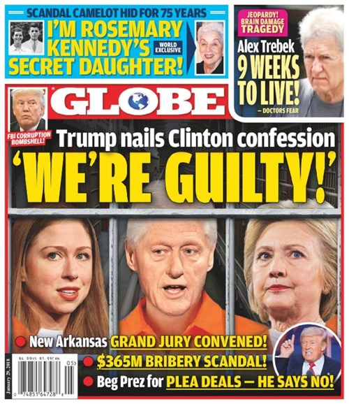 Globe Cover - 1/29/2018