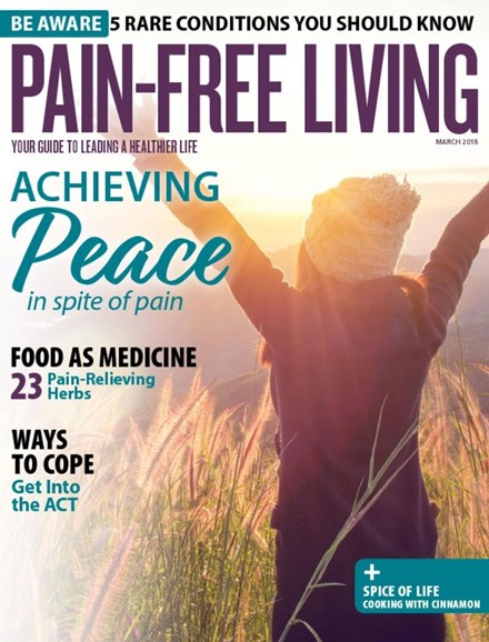 Pain-Free Living Cover - 2/1/2018