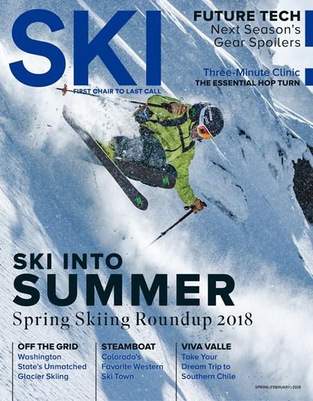Ski Cover - 3/1/2018