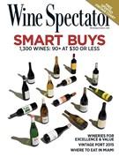 Wine Spectator Magazine 2/28/2018