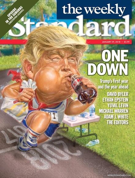Washington Examiner Cover - 1/29/2018