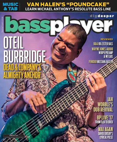 Bass Player Cover - 2/1/2018