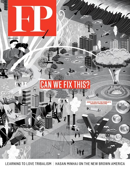 Foreign Policy Cover - 1/1/2018