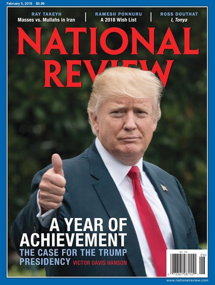 National Review Cover - 2/5/2018