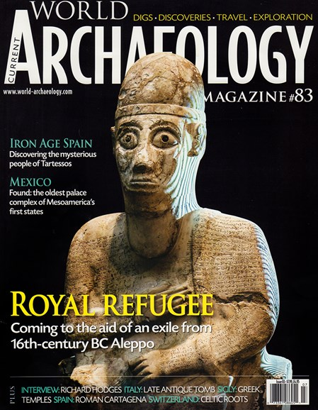Current World Archaeology Cover - 6/1/2017