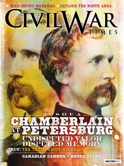 Civil War Times Cover - 4/1/2017