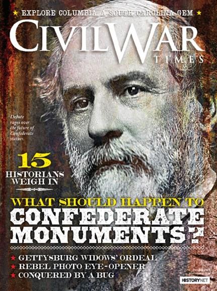 Civil War Times Cover - 10/1/2017