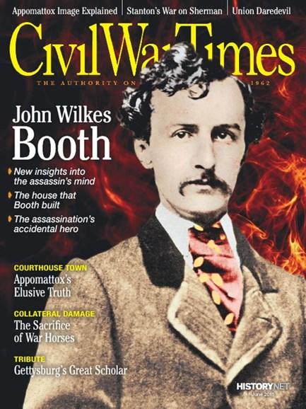 Civil War Times Cover - 6/1/2015