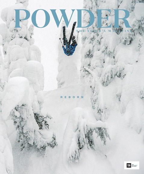 Powder Cover - 2/1/2018