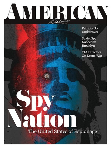 American History Cover - 6/1/2016