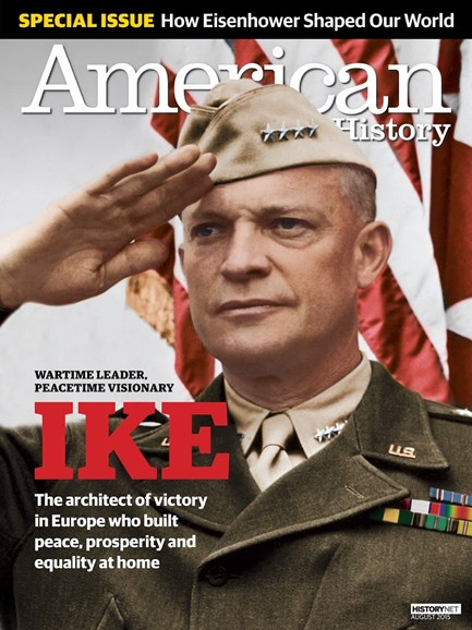 American History Cover - 8/1/2015