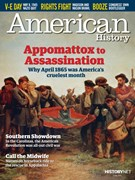 American History Magazine 6/1/2015
