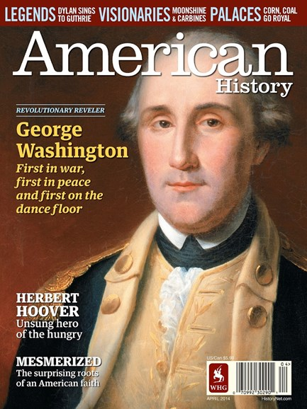 American History Cover - 4/1/2014