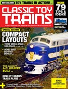 Classic Toy Trains Magazine 3/1/2018