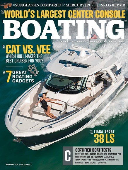 Boating Cover - 2/1/2018