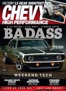 Chevy High Performance Magazine 4/1/2018