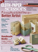 Cloth Paper Scissors Magazine 1/1/2018