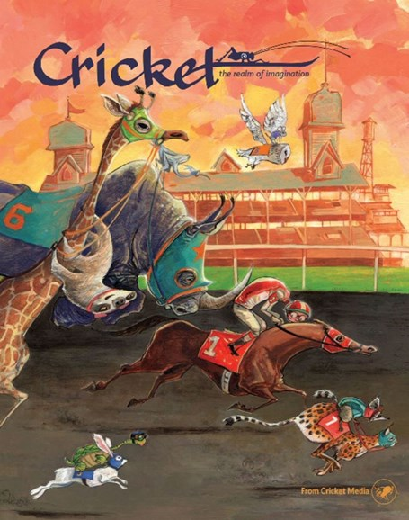 Cricket Cover - 2/1/2018