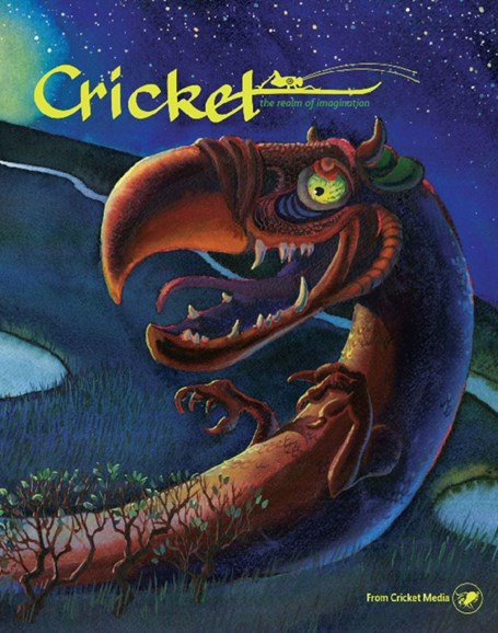 Cricket Cover - 1/1/2018
