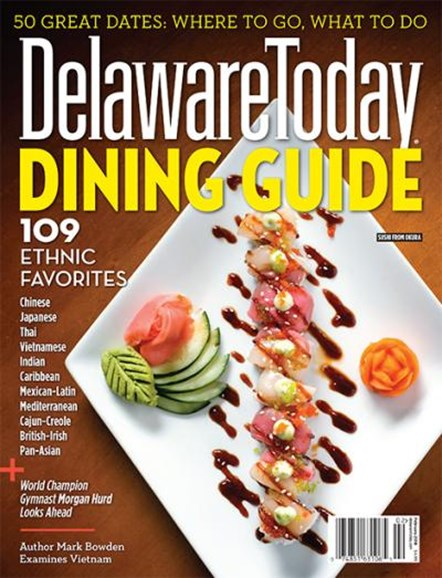 Delaware Today Cover - 2/1/2018