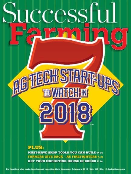 Successful Farming Cover - 1/1/2018