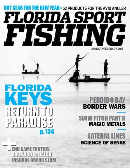 Florida Sport Fishing Cover - 1/1/2018