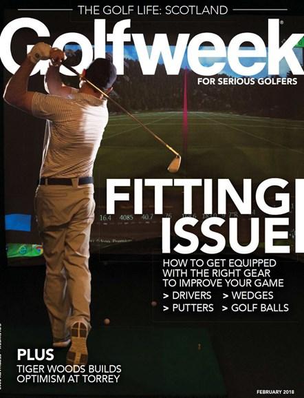 Golfweek Cover - 2/1/2018