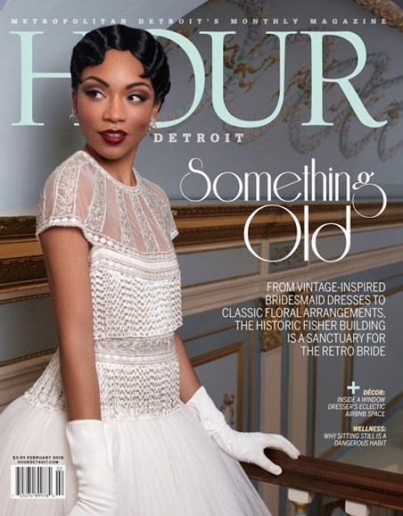 Hour Detroit Cover - 2/1/2018