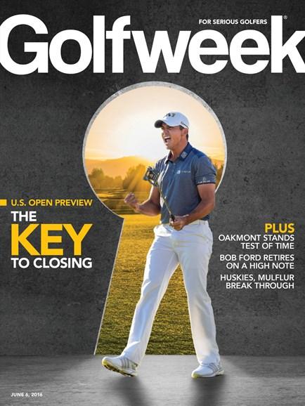Golfweek Cover - 6/6/2016